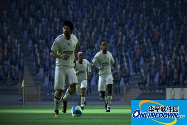 FIFA07简体中文补丁 PC版