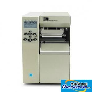 斑马 zebra 105sl plus打印机驱动