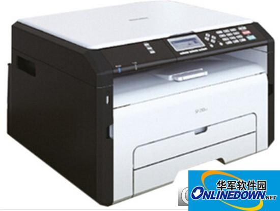 理光ricoh sp210su打印机驱动