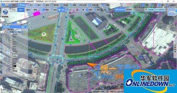 BIGEMAP谷歌卫星地图下载器