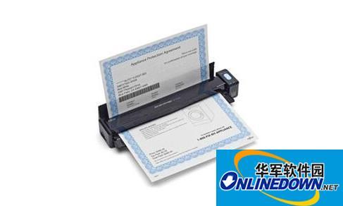 富士通iX100扫描仪驱动