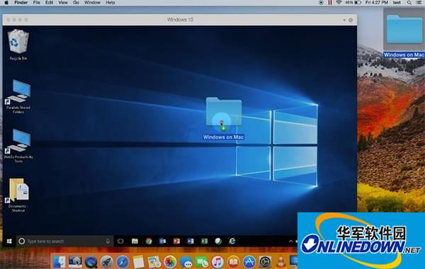 Parallels Desktop 13 Mac版