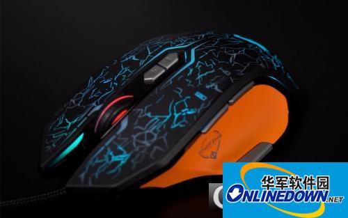 黑爵AJ330游戏鼠标