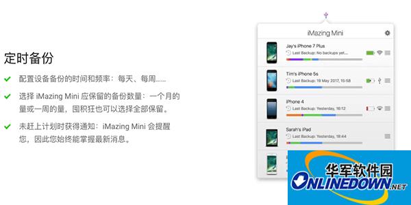 iMazing Mini Mac版