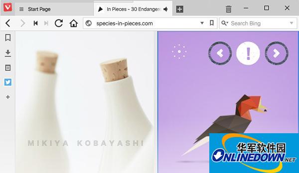 vivaldi浏览器正式版