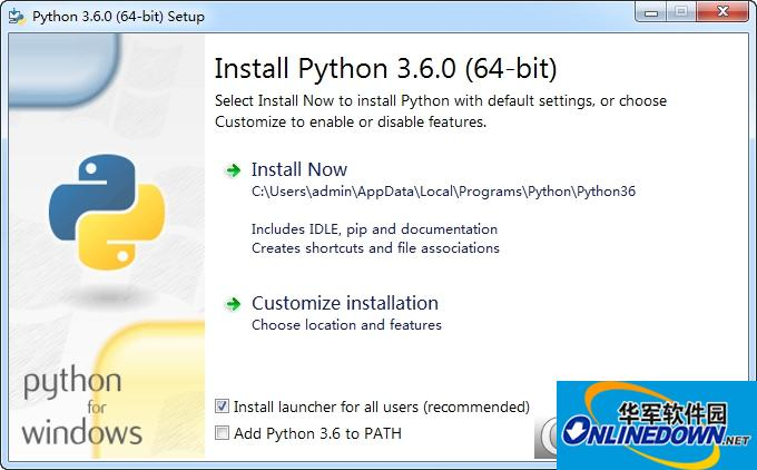 python64位