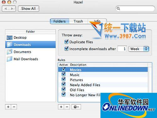 Hazel for mac  v4.2.2 官方版