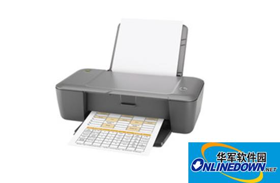 惠普HP deskjet 1000打印机驱动