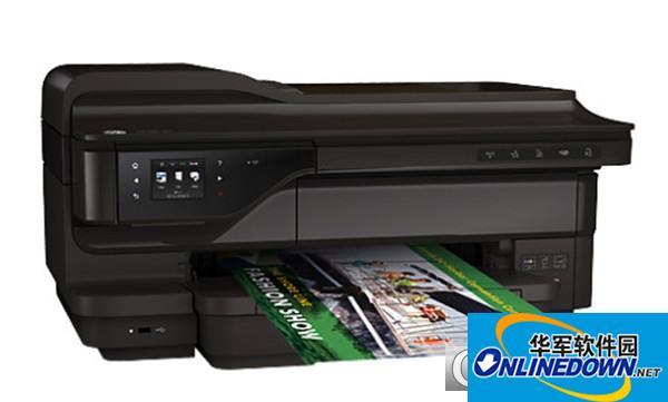 惠普hp 7612打印机驱动