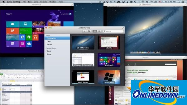 Jump desktop for mac  v7.1 特别版