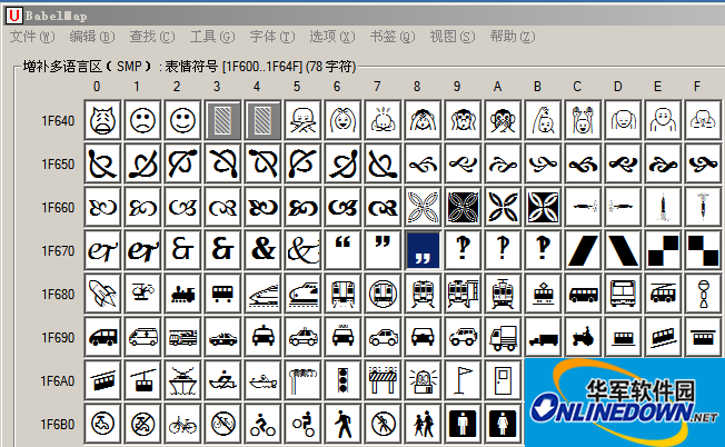 BabelPad文本编辑器