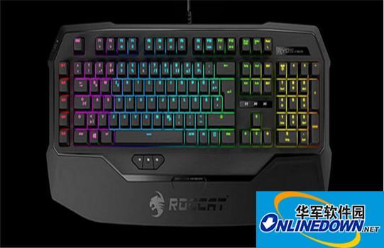 冰豹RYOS MK FX键盘驱动