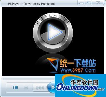 huplayer高清播放器 1.0.6.0 官方免费版