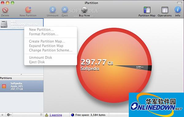 iPartition Mac版
