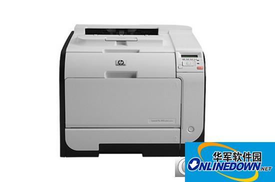 惠普hp m451dn打印机驱动
