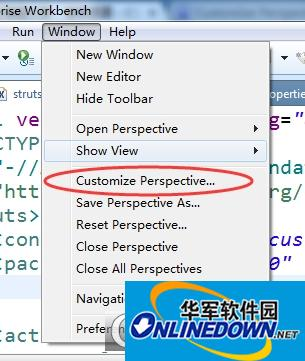 myeclipse 2014 customize persperctive无效的bug修复工具