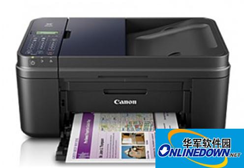 佳能e480打印机驱动