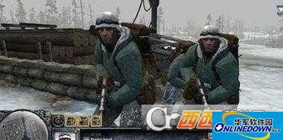 英雄连2超强德军战斗力MOD