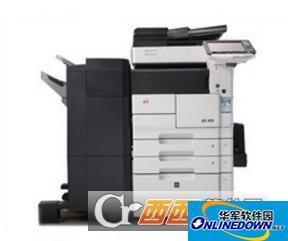震旦ad429打印机驱动