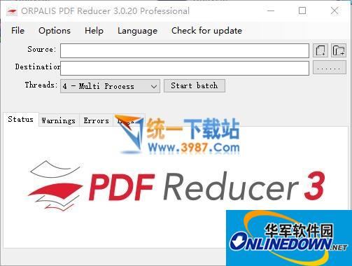 ORPALIS PDF Reducer(PDF压缩)  v3.0.20 专业版