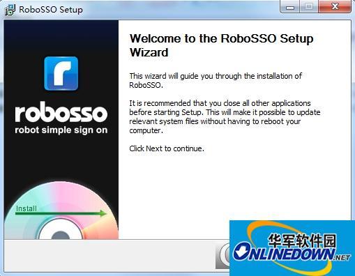 RoboSSO密码管理器
