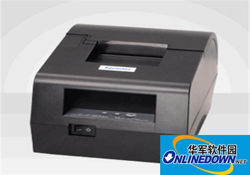 芯烨xp58iik打印机驱动
