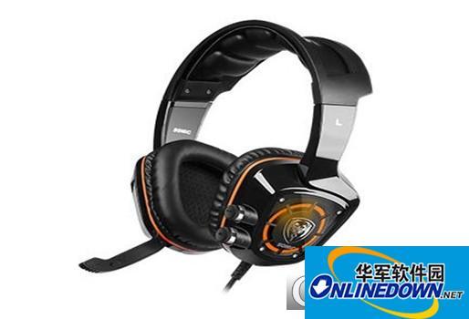 硕美科G910耳机驱动
