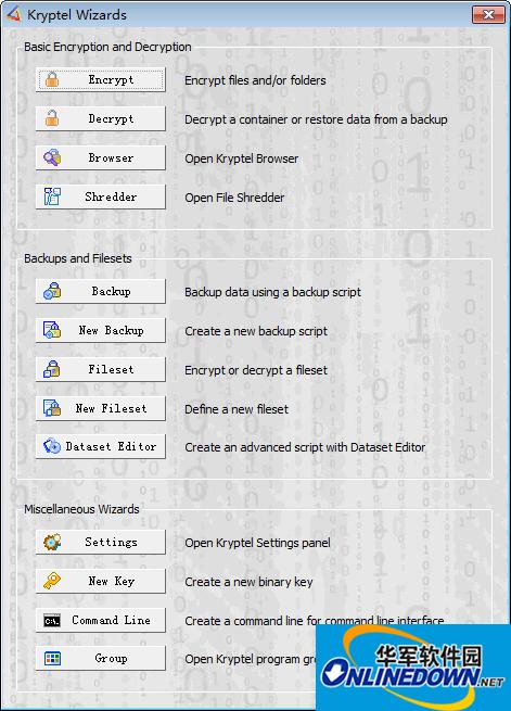 kryptel(windows加密软件)