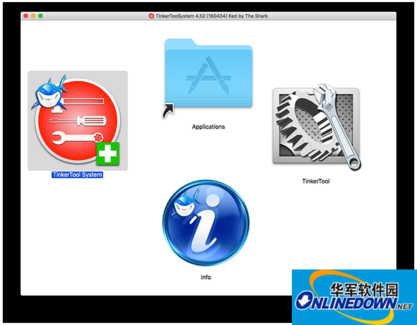 TinkerTool System Mac版