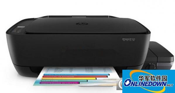 惠普GT5820打印机驱动