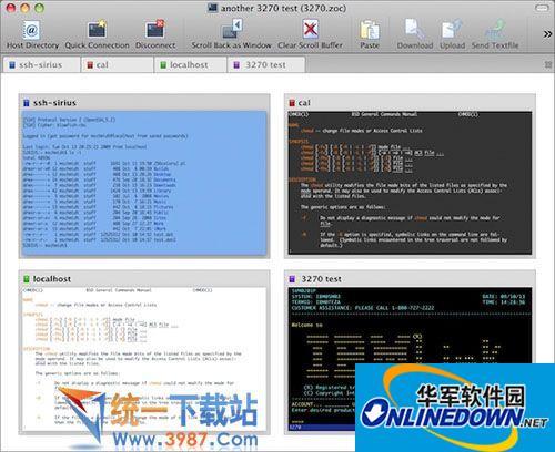 ZOC Terminal Mac  v7.16.0 官方最新版