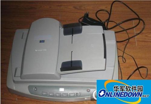 惠普5590扫描仪驱动