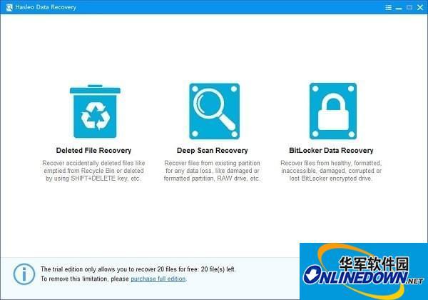 Hasleo Data Recovery(数据恢复软件)