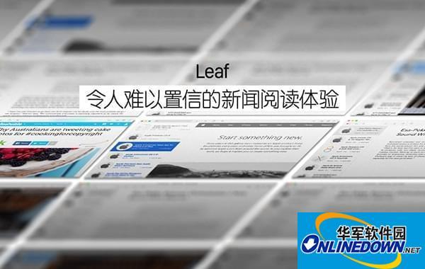 Leaf Mac版