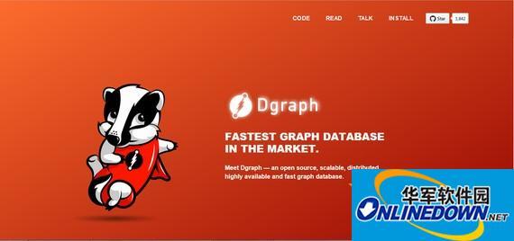 Dgraph(开源数据库)