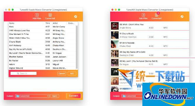 TunesKit Apple Music Converter(iTunes DRM转换工具)Mac版
