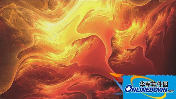 抽象火焰ps笔刷工具 免费版 PC版