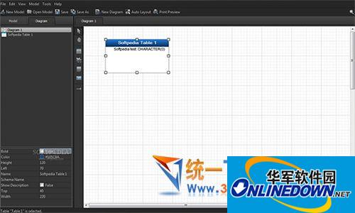 Navicat Data Modeler Mac  v2.1.12 官方最新版