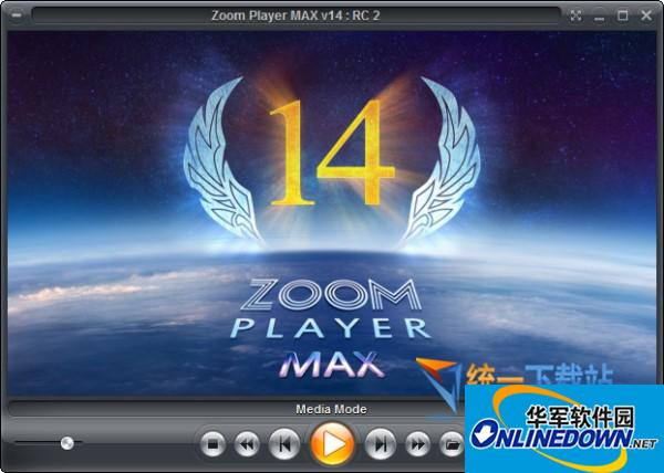 媒体播放器(Zoom Player MAX)  14.0.0 中文免费版