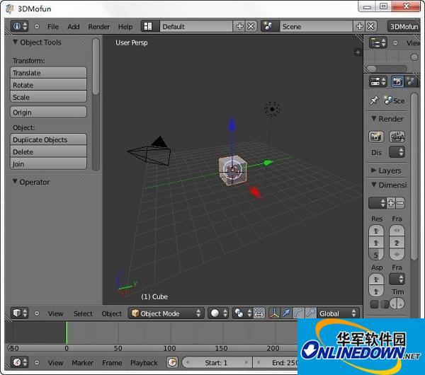 3d魔方软件