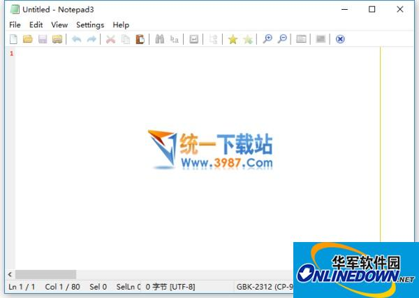 Notepad3(记事本)