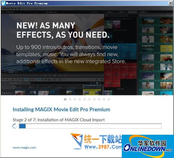 MAGIX Movie Edit Pro 2018