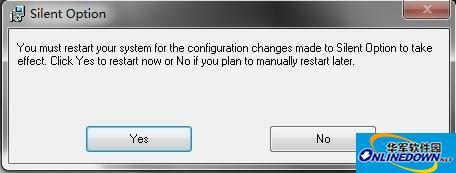 Silent Option(微星风扇转速调节软件)