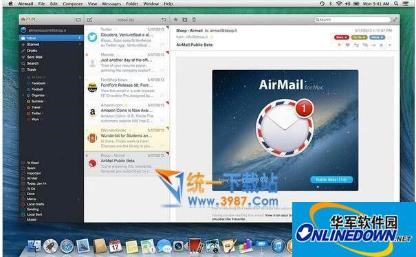 Airmail(邮件客...