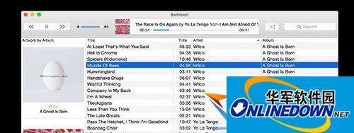 Swinsian(音乐播放器 )for mac