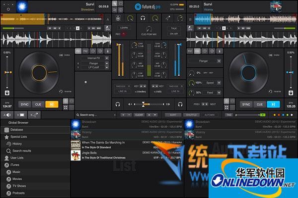 Future.dj pro for MacDJ媒体播放软件 1.5.3 官方最新版