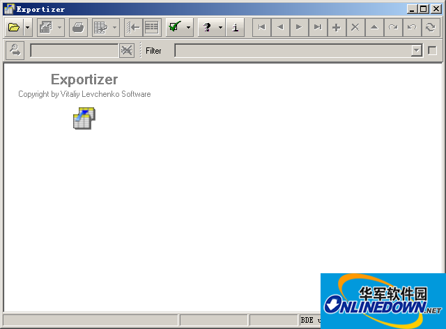Exportizer pro(支持各种数据库文件编辑)