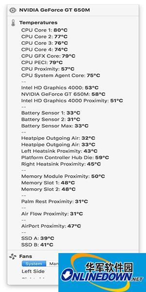 TG Pro Mac版