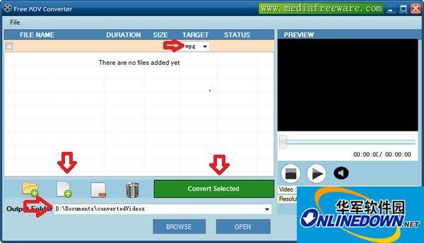 视频转换器(Free MOV Converter)