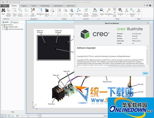 PTC Creo 4.2 F000 中文特别版 PC版